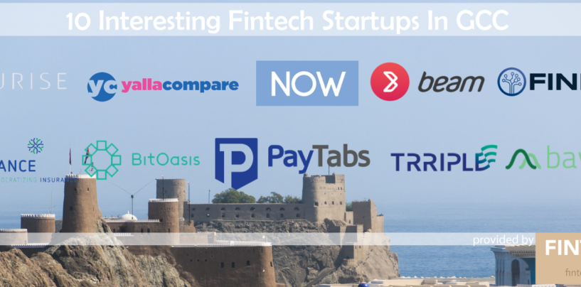 10 Interesting Fintech Startups In GCC