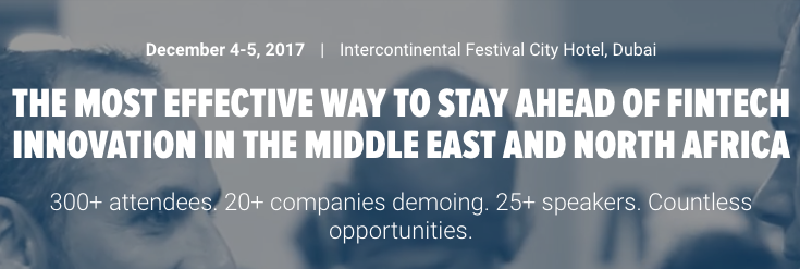 Finovate Middle East 2017