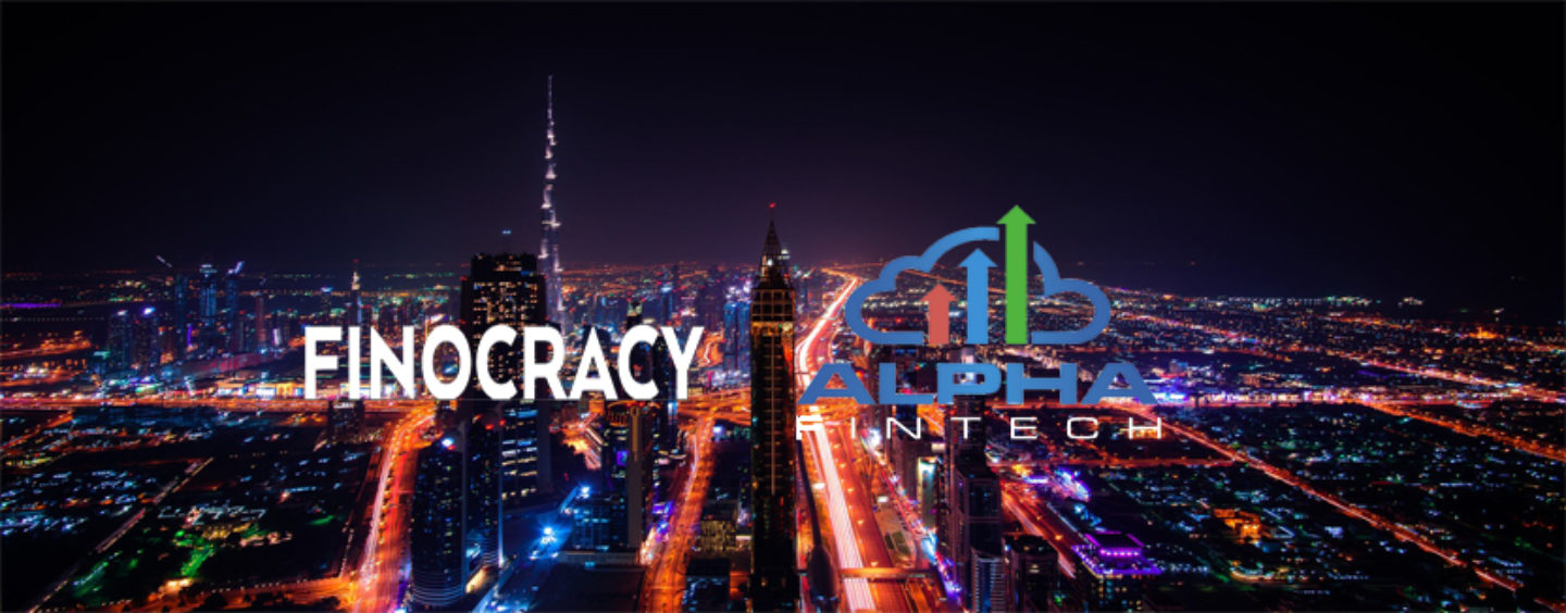 Singapore's Alpha Fintech Teams Up With Finocracy To Boost GCC's Growing E-Commerce Market