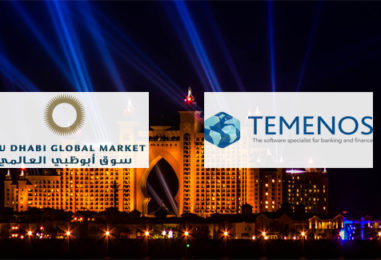Temenos And Abu Dhabi Global Market Announce Fintech Collaboration