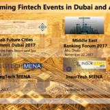 8 Upcoming Fintech Events in Dubai and Abu Dhabi