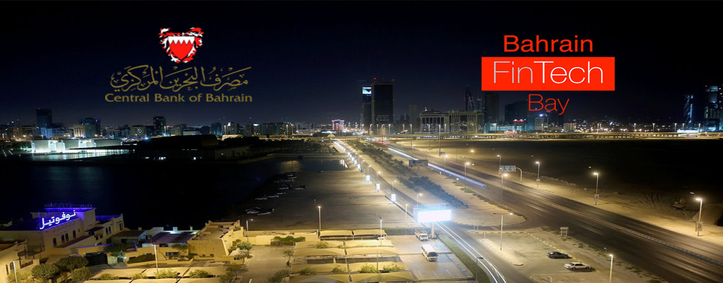 Central Bank of Bahrain Announces Partnership Endorsing Bahrain Fintech Bay
