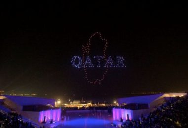 Sky Magic Presents Qatar's First Live Drone Show