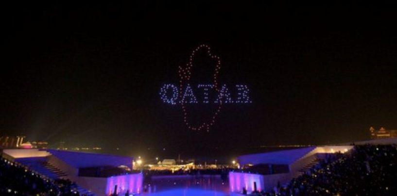 Sky Magic Presents Qatar's First Live Drone Show