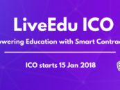 LiveEdu ICO – Future Technologies and Topics in the LiveEdu Ecosystem
