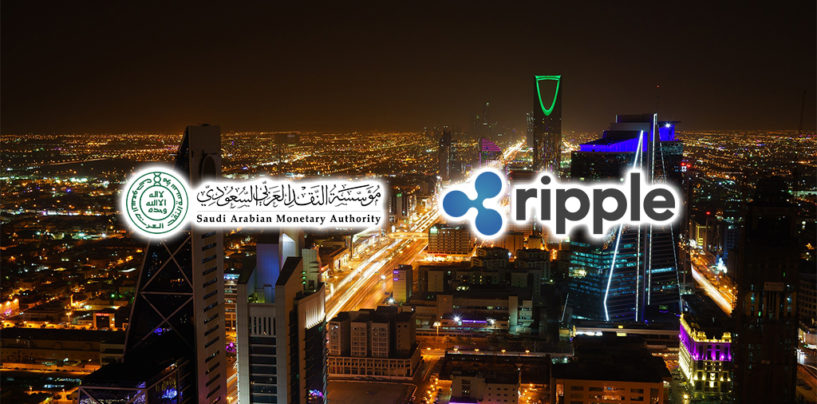 Ripple and Saudi Arabian Monetary Authority (SAMA) Offer Pilot Program for Saudi Banks