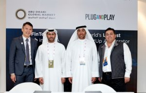 ADGM Fintech Center Plug and Play Partnership