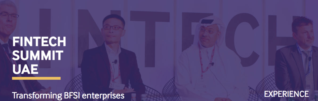 Fintech Summit UAE 2018