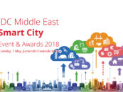 IDC Smart City Middle East Awards in Dubai
