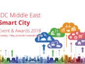 IDC Smart City Middle East Awards in Dubai