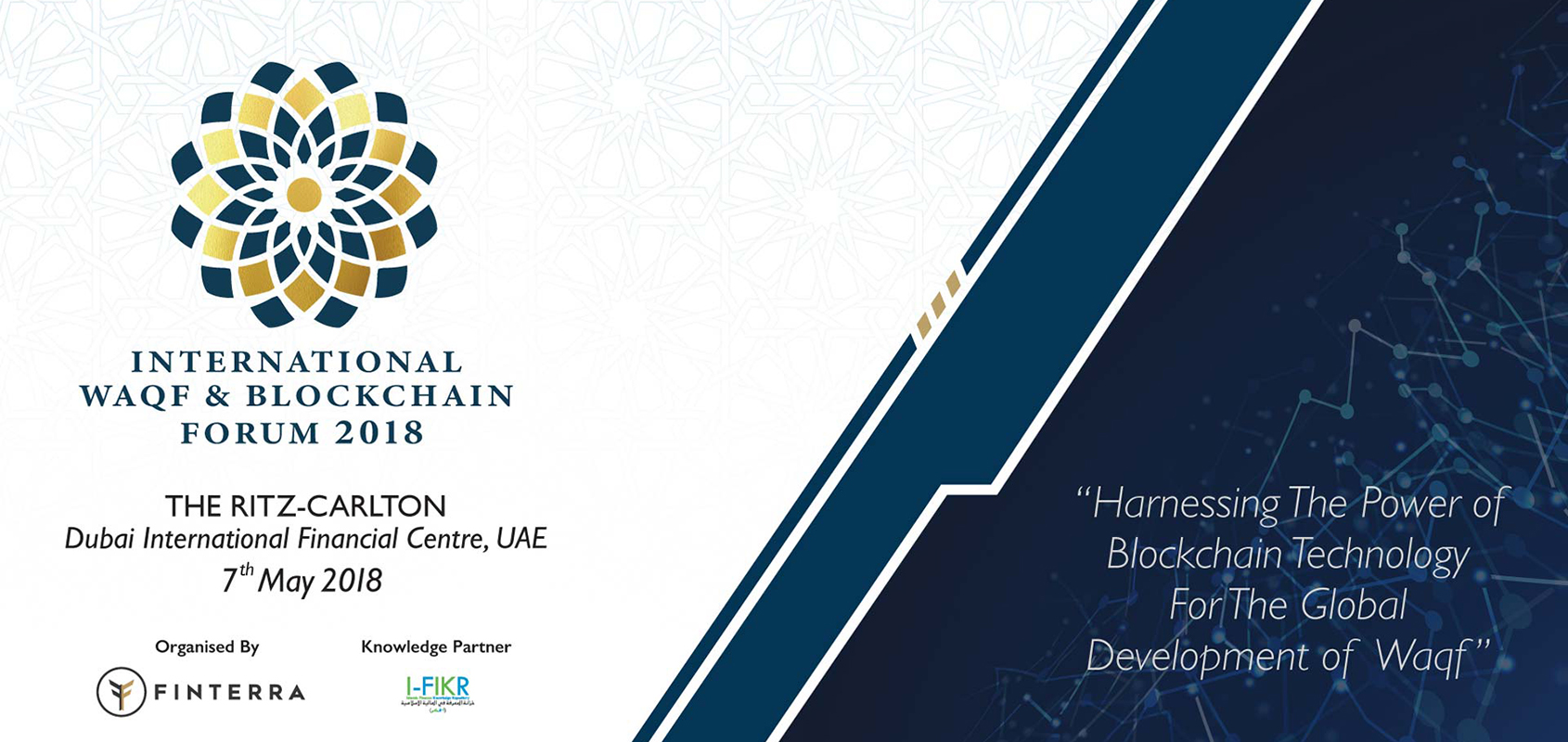 INTERNATIONAL WAQF AND BLOCKCHAIN FORUM-(IWBF)