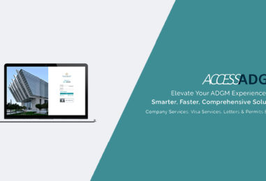 Launch Of ACCESSADGM Innovative E-Service Portal