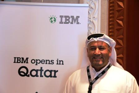 fintech incubator qatar development bank ibm