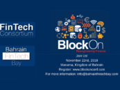 Blockon Bahrain: A Blockchain Conference and Platform for Bahrain