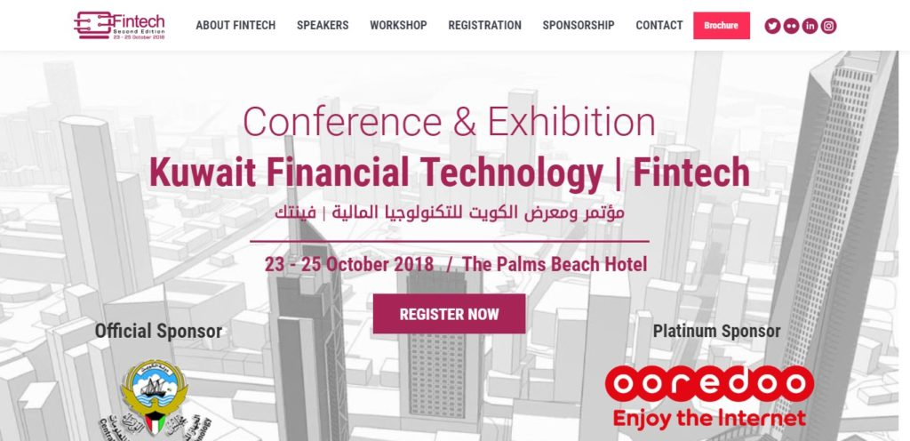 Kuwait Fintech Conference & Exhibition