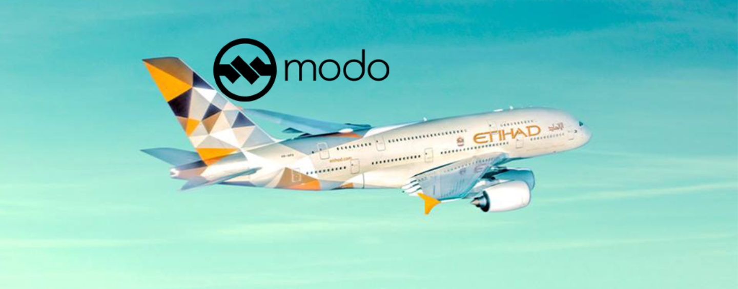 Etihad Airways Goes Fintech with New Loyalty Payment Solution