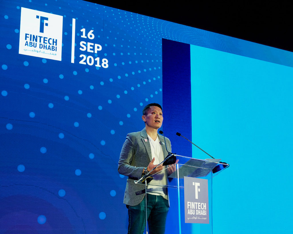 Richard Teng - Chief Executive Officer of the Financial Services Regulatory Authority, ADGM at FinTech AD 2018