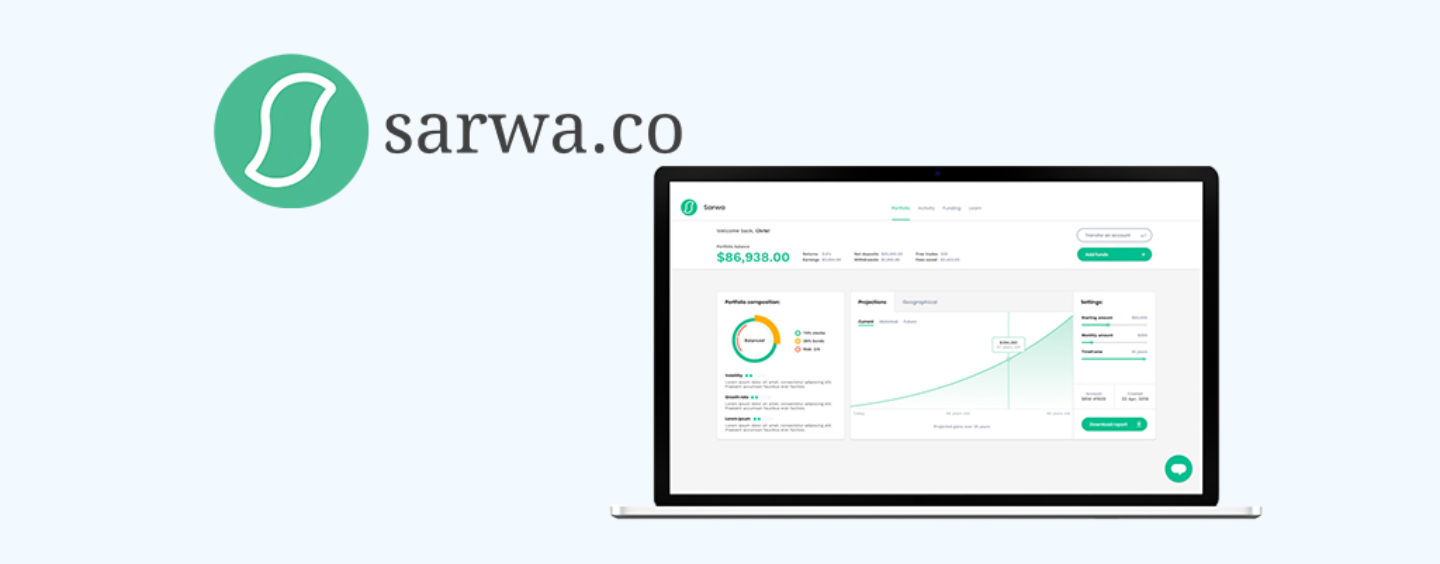 Robo-Advisor Sarwa Raises New Round of Funding