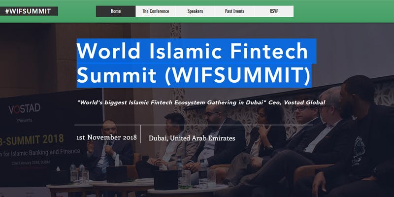 World Islamic Fintech Summit