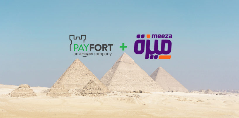 Egypt's new national card meeza Accepted now on PayFort's Payment Gateway