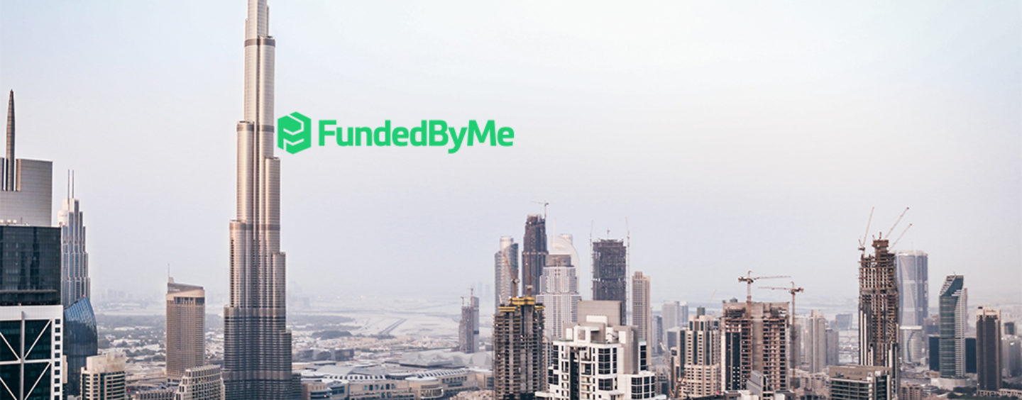 FundedByMe Granted Approval to Start Operating in Dubai