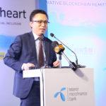Eric Jing - Alipay Telenor Blockchain Remittance