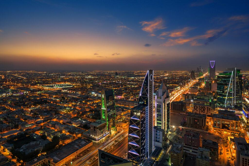 Image: Riyadh, Saudi Arabia, Wikimedia Commons