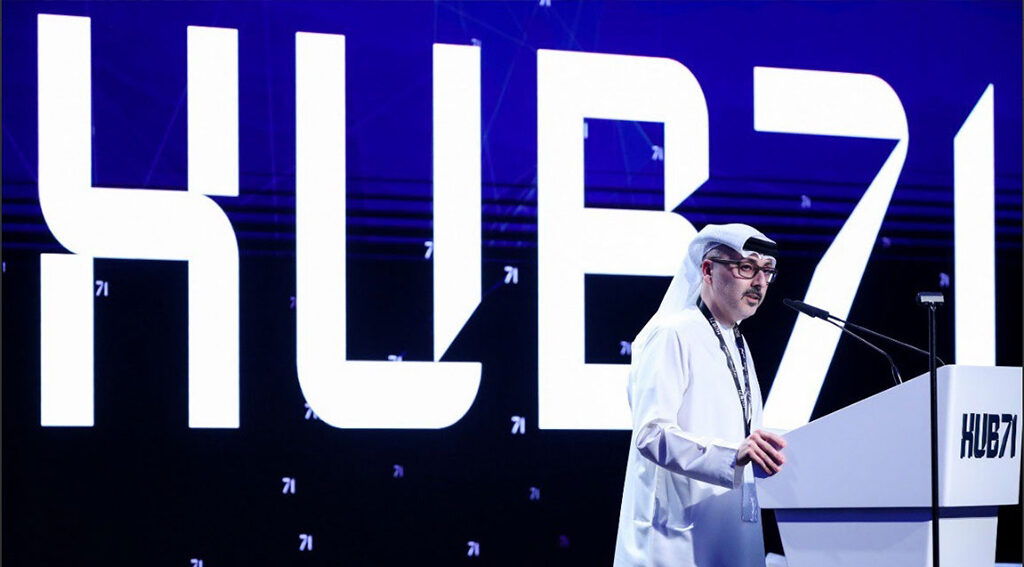 Abu Dhabi Invests Over AED 1bn to Drive Tech Transformation Through Hub71