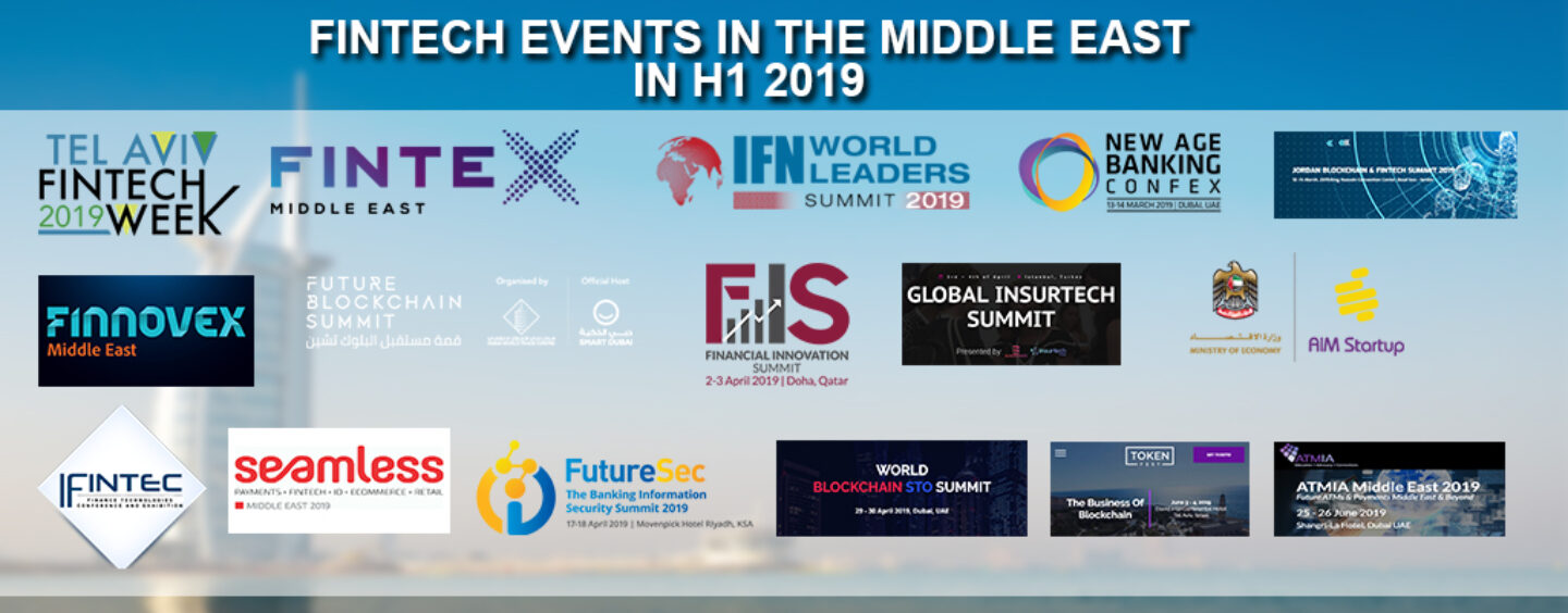 Fintech Events and Conferences in the Middle East Taking Place in H1