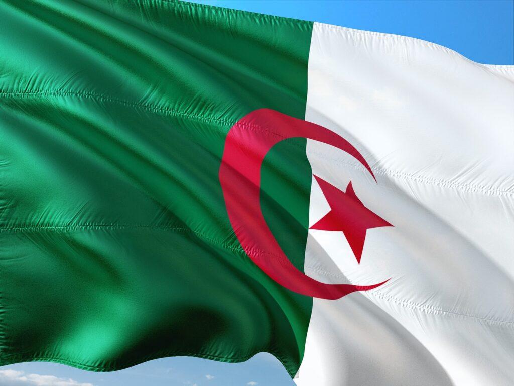 Image: Algeria flag, Pixabay