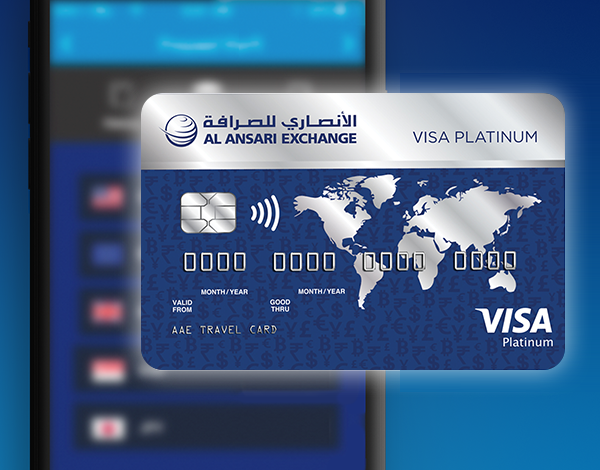 al ansari exchange wirecard travel card multi currency