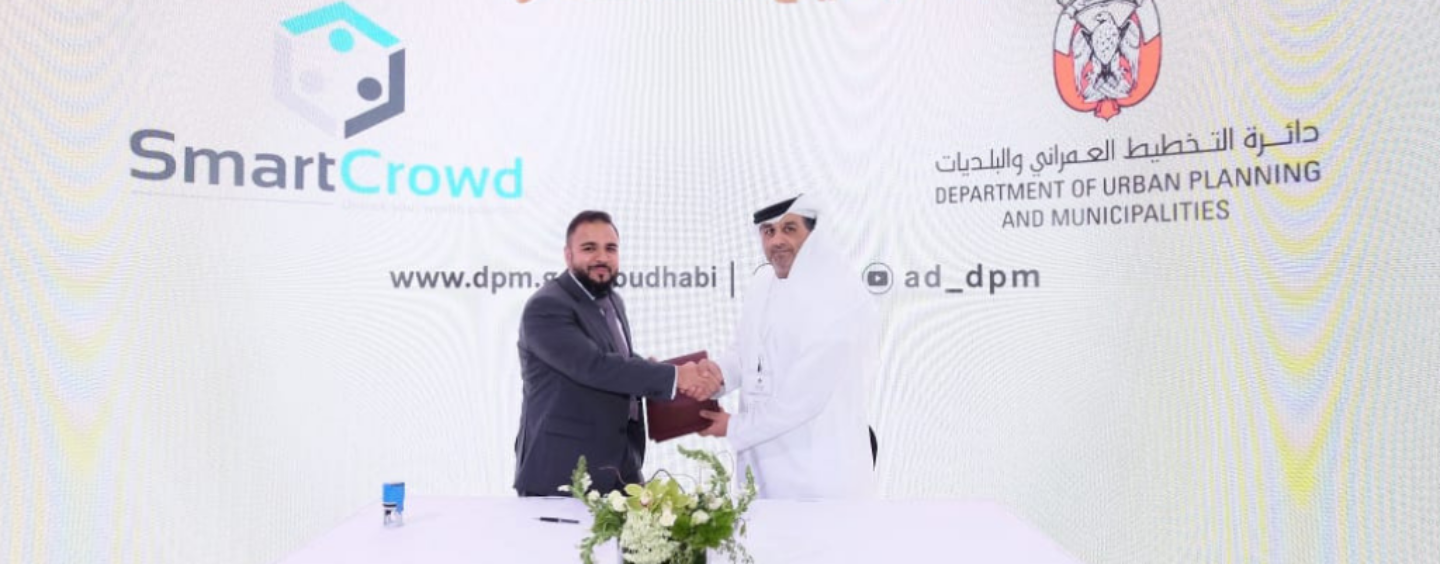 Smart Crowd Signs Deal with Abu Dhabi Government to Grow Property Crowdfunding