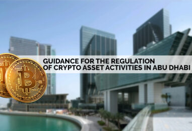 Abu Dhabi Reviews Crypto Asset Regulation to Include Stablecoins