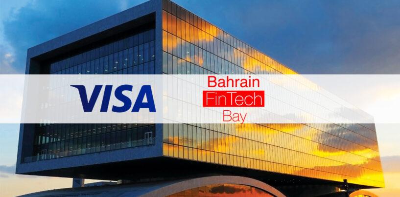 Visa Partners with Bahrain Fintech Bay to further Develop Bahrain's Fintech Ecosystem