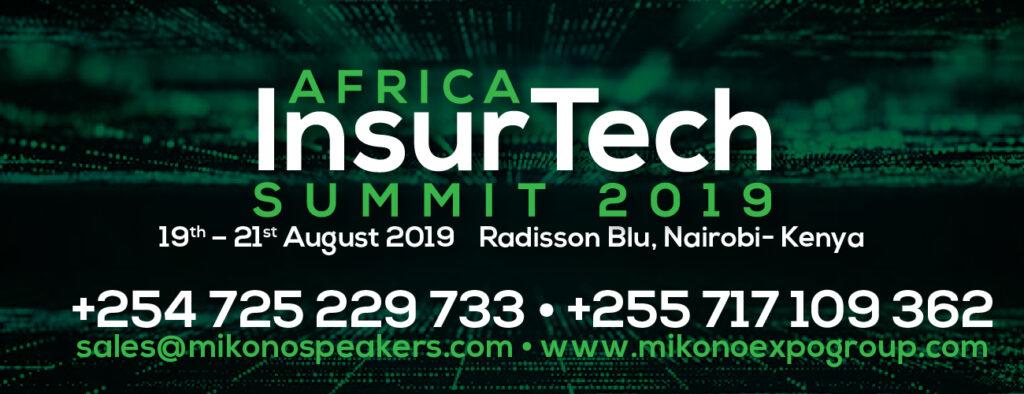 AFRICA INSURTECH SUMMIT 2019