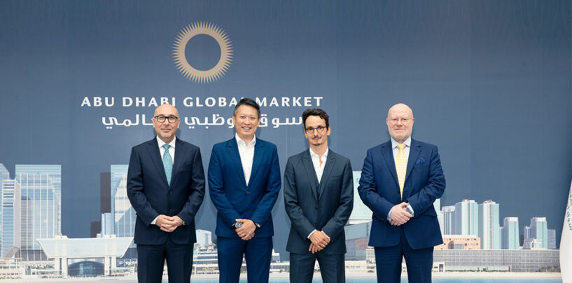 Abu Dhabi Awards Bank Status to the Worlds' First Licensed Digital Trade Bank