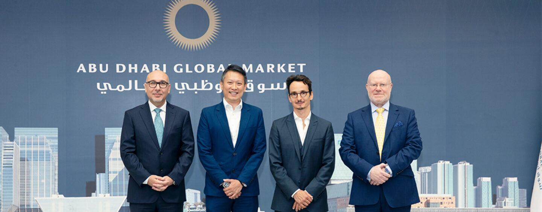 Abu Dhabi Awards Bank Status to the Worlds' First Licensed Digital Trade Bank