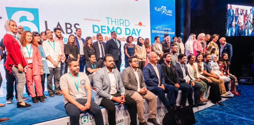 Flat6Labs Bahrain Holds Third Startup Demo Day