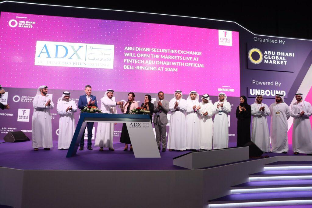 ADX Fintech Abu Dhabi