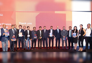 The Winners of the Citi MENA Fintech Challenge
