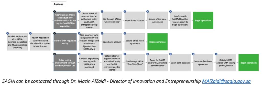 Starting a new fintech company, Fintech Access Guide v1.1