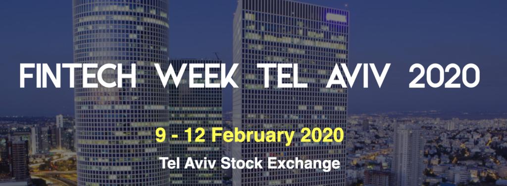 Fintech Week Tel Aviv 2020
