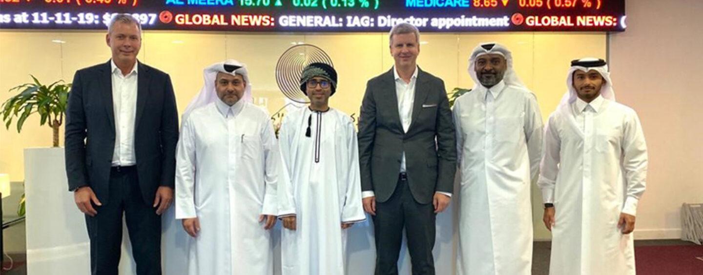 Image credit: Qatar Financial Centre