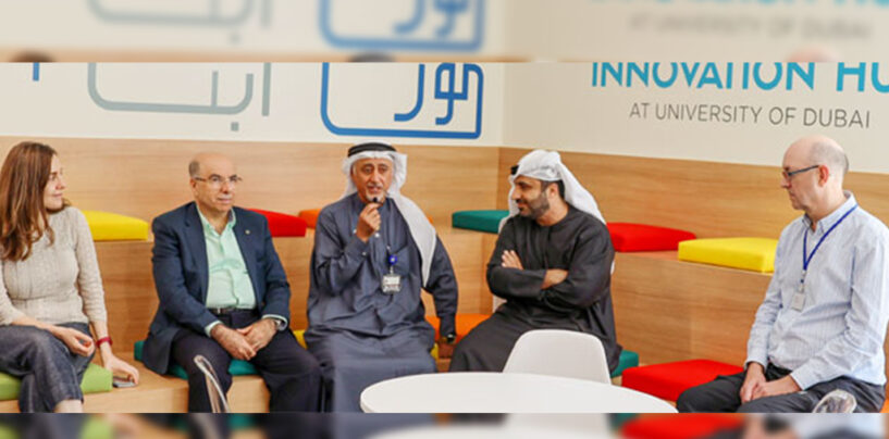 University of Dubai and Krypto Labs Launch an Innovation Hub for Future Startups