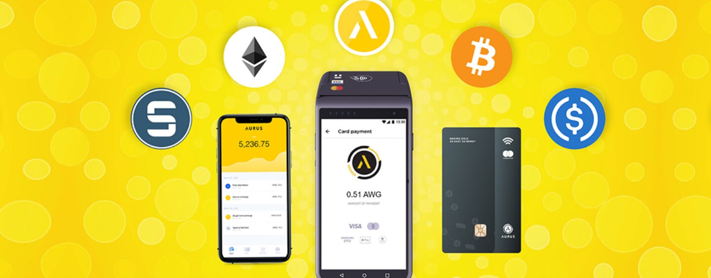 Aurus Reaches Important Milestone As It Unveils Stablecoin Supported PoS Terminals