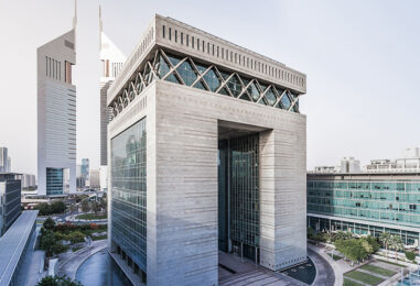 DIFC's 100USD Million Fintech Fund Invests in 4 Fintech Startups