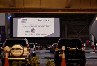 UnionPay and Network International Introduces a COVID-Safe Drive-In Cinema Experience