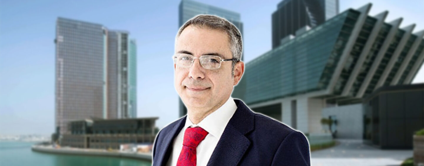 Abu Dhabi Global Market Appoints New CEO