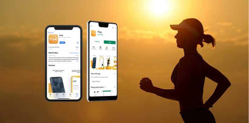 Fitze Converts Steps Into Coins for UAE's Fitness Challenge