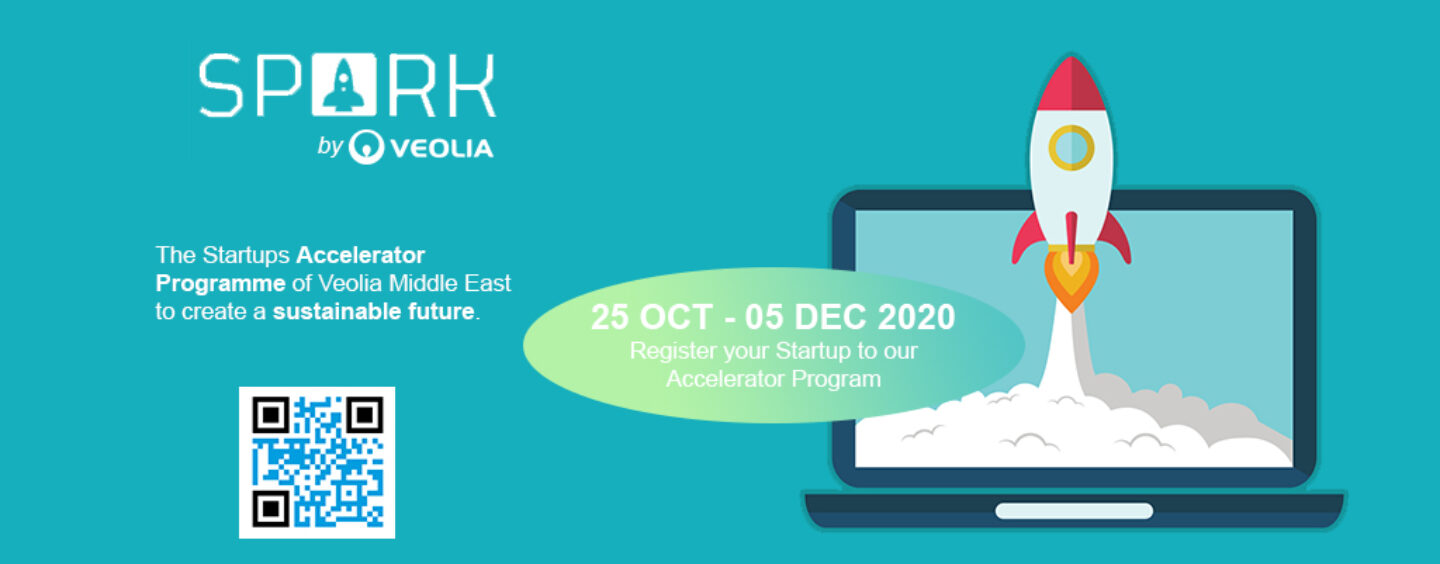 Veolia Middle East Launches Accelerator Focused on Social Startups